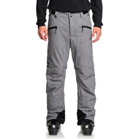Quiksilver Boundry Plus Pantalons Homme, black